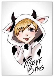 Topsie_Cow